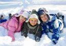 Bimbi sulla neve: qualche precauzione