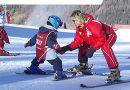 «Mamma, voglio imparare a sciare!»