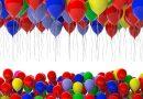 Feste di compleanno: giochi con i palloncini