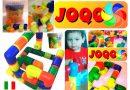 Costruzioni colorate: i tubicini senza fine di JoQo