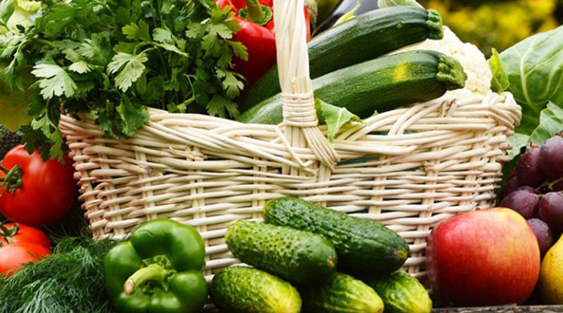 Come disinfettare frutta e verdura in gravidanza