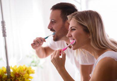 Come avere denti bianchi e splendenti