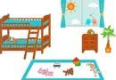 Come arredare la stanzetta di un bambino