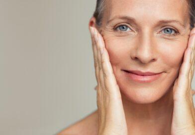 Quando la pelle del viso inizia a invecchiare