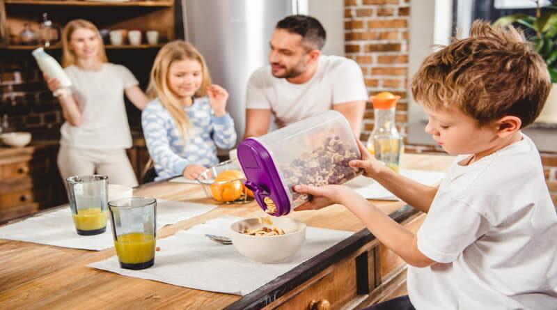 Idee colazione con il tuo bambino